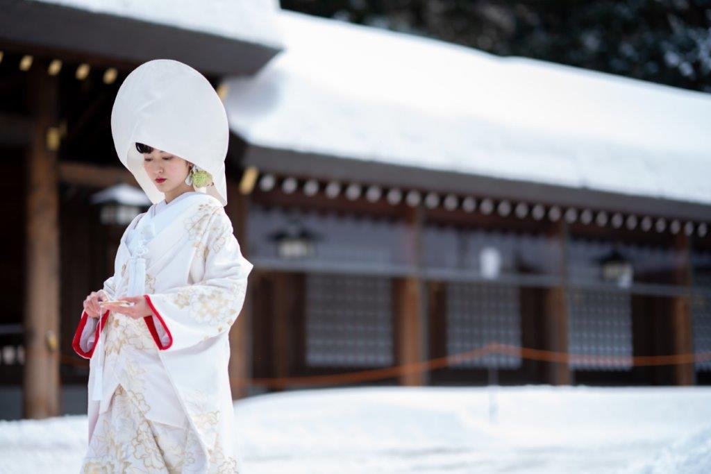 北海道神宮の